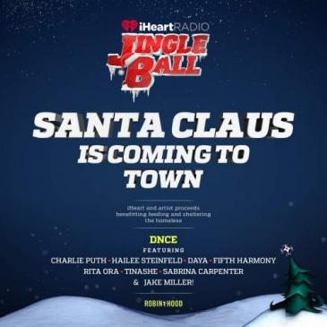 Dnce (Santa Claus Is Coming To Town)