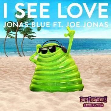 Jonas Blue & Joe Jonas (I See Love)